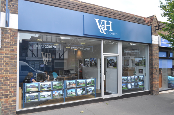 V & H Homes Ltd - Ashtead, , KT21