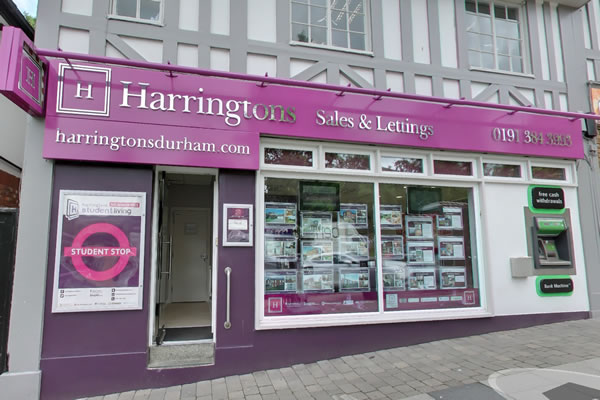 Harringtons Sales and Lettings Ltd - Durham, , DH1
