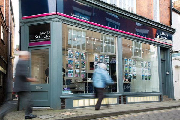 James Sellicks Estate Agents & Lettings Ltd - Market Harborough, LE16