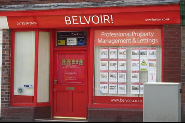 Belvoir - Newcastle-under-Lyme, Stoke on Trent, ST4