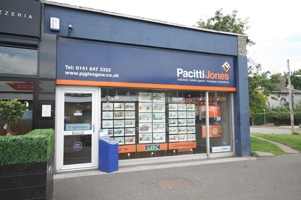 Pacitti Jones - Burnside, Glasgow, G73