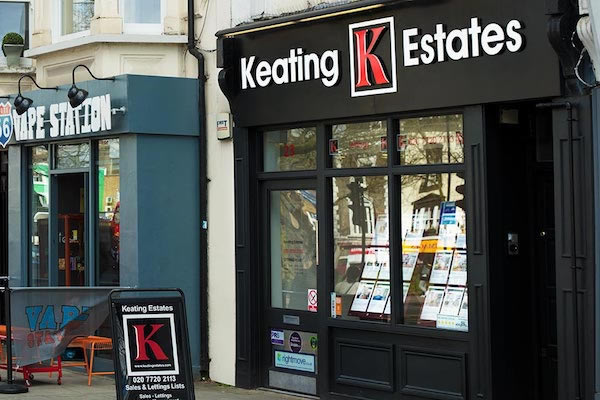 Keating Estates Ltd - Clapham London, London, SW4