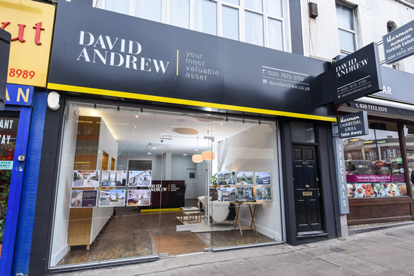 David Andrew - Archway, London, N19