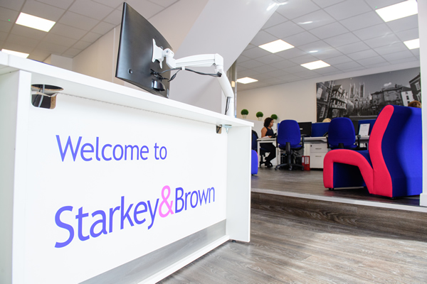 Starkey & Brown Image 1