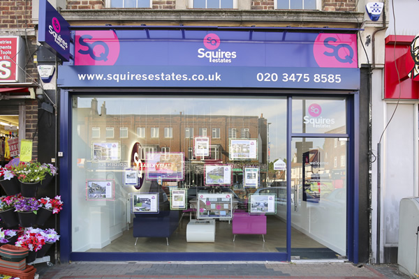 Squires Estates - Borehamwood, WD6