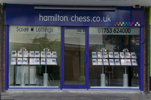 Hamilton Chess Ltd - Dedworth Winsdor, Windsor, SL4