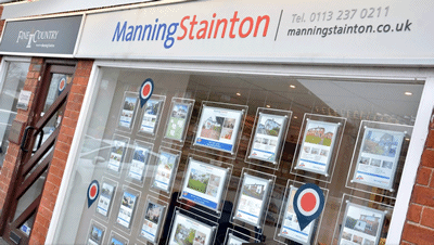 Manning Stainton - Fine & Country, Leeds, LS17