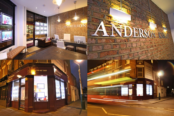 Anderson Knight - Ealing, , W5