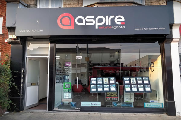 Aspire Estate Agents (Southampton) - Southampton, SO15