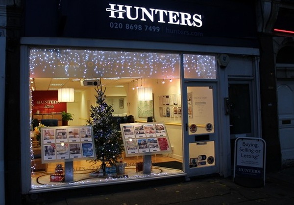 Hunters Estate Agents - Hunters Catford, London, SE6