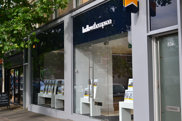 ludlowthompson - Dulwich, London, SE22