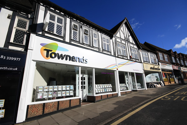 Townends - Guildford, , GU1