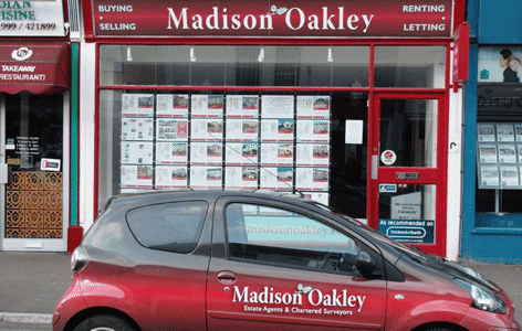 Madison Oakley Estate Agents - Bath, BA2