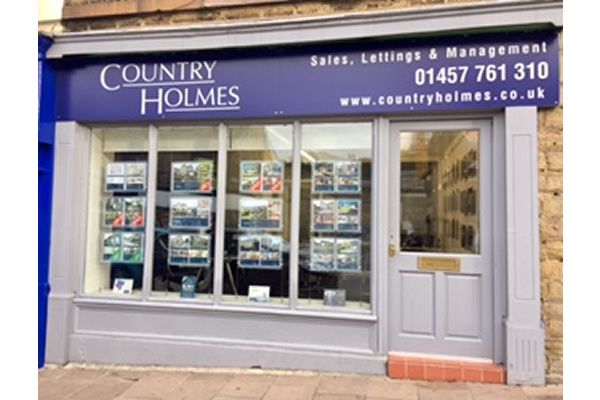 Country Holmes - Glossop, Glossop, SK13
