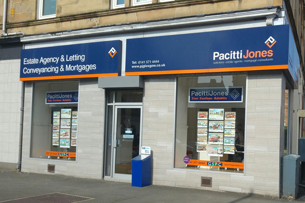 Pacitti Jones - Shawlands, Glasgow, G43