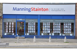 Manning Stainton - Rothwell, , LS26