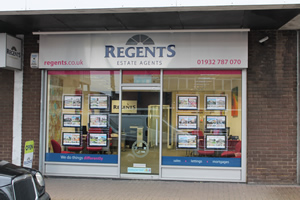 Regents Estate Agents - Sunbury-on-Thames, , TW16