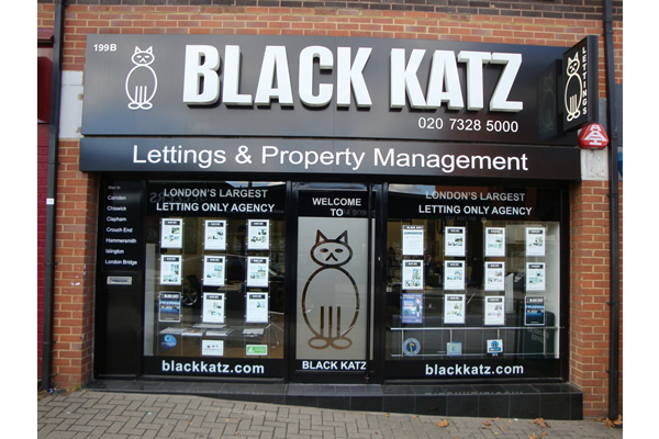 Black Katz - West Hampstead, London, NW6