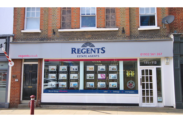 Regents Estate Agents - Chertsey, , KT16