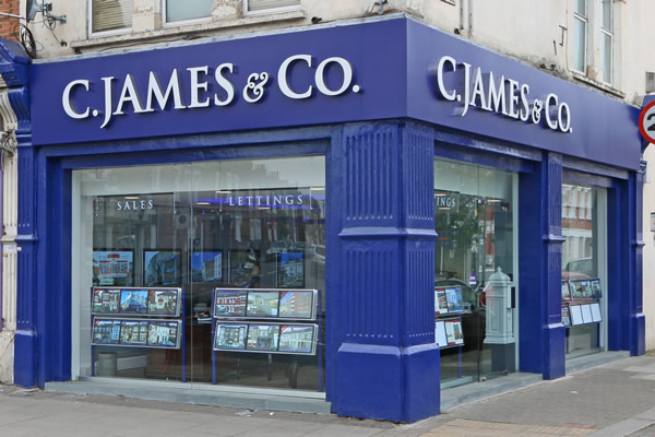 C James & Co - Tooting London, London, SW17