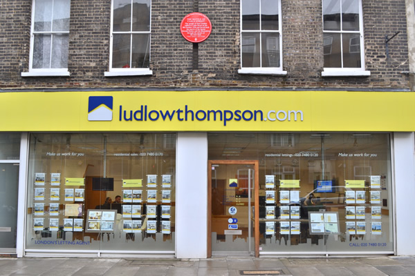 ludlowthompson - Docklands, London, E1