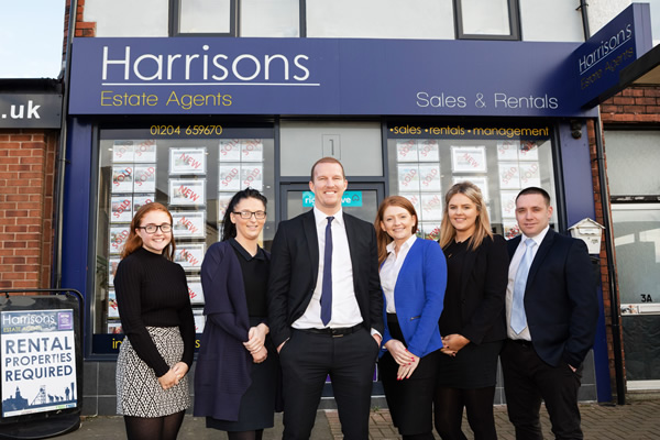 Harrisons Estate Agents (Bolton) Image 1