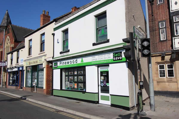Pinewood Property Lettings Ltd - Chesterfield, , S41