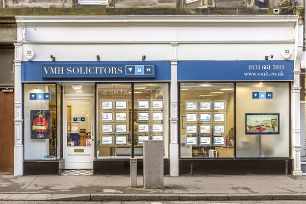VMH Solicitors - VMH Solicitors Ltd, Edinburgh, EH7