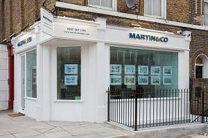 Martin & Co - Camden, London, NW1