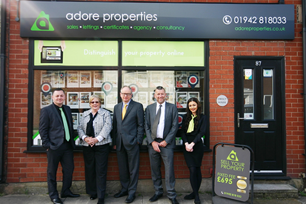 Adore Properties - Westhoughton, Bolton, BL5