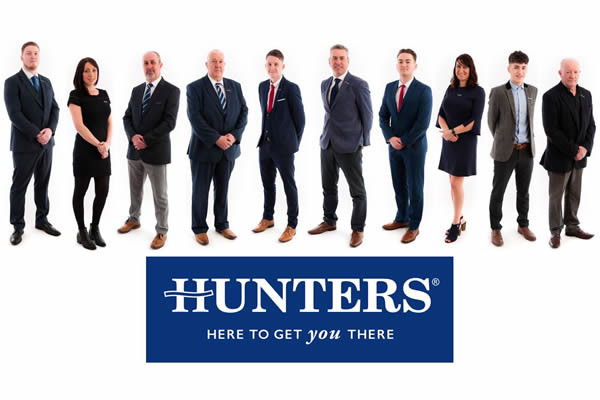 Hunters Estate Agents - Chesterfield, S40