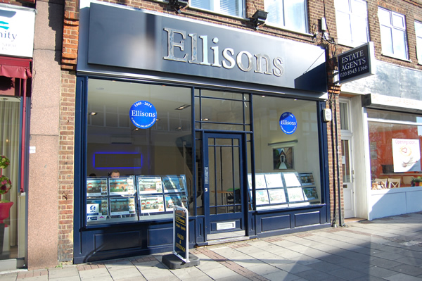 Ellisons Estate Agents - Morden, , SM4