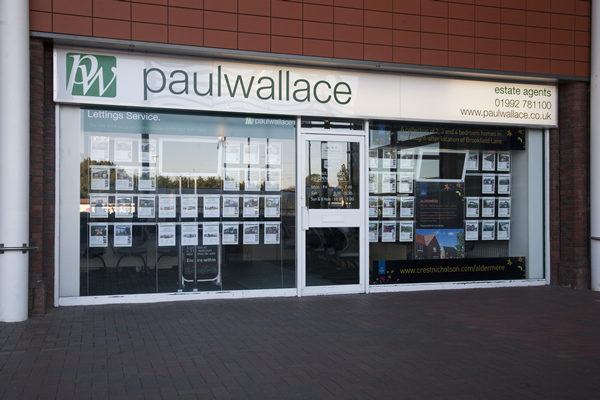 Paul Wallace - Cheshunt, , EN8