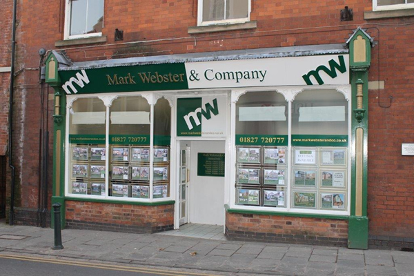 Mark Webster & Co - Atherstone, Atherstone, CV9