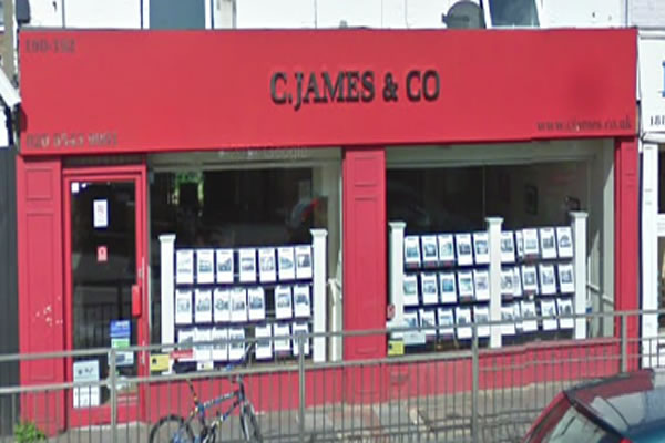 C James & Co - Colliers Wood London, London, SW19