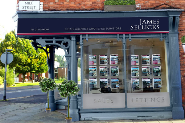 James Sellicks Estate Agents & Lettings Ltd - Oakham, , LE15