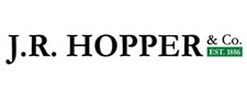 J R Hopper & Co Logo