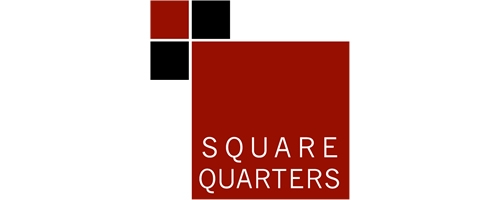 Square Quarters Logo