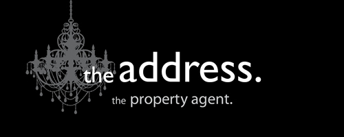The Address Logo