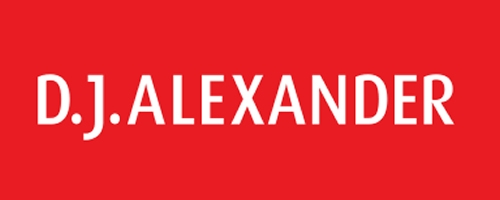 DJ Alexander Lettings Logo