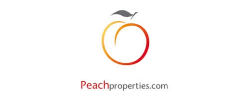 Peach Properties Logo