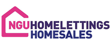 NGU Homelettings & Sales Logo