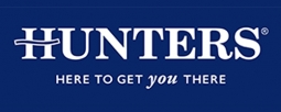 Hunters Estate Agents - Logo