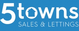 5 Towns Sales & Lettings Logo