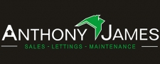 Anthony James Logo