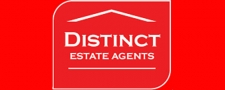 Distinct Estate Agents Logo