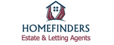 Home Finder Estate & Lettings. Logo