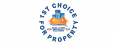 1st Choice For Property Logo