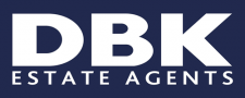 DBK Estate Agents - Logo