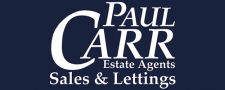Paul Carr Estate Agents Logo
